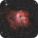 IC410 - Auriga,                                Emmanuel Fontaine