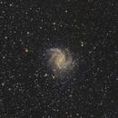 Fireworks Galaxy,                                Guillermo Gonzalez