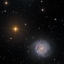 NGC 3184 - Deep Sky West Remote Observatory,                    Deep Sky West (Ll...