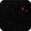 NGC7635 Bubble Nebula,                                Michael Bate