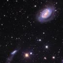 NGC4725,                                Sebastien Kuenlin