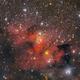 The Cave nebula in Cepheus,                                Francesco Meschia