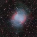 M27 The Dumbell Nebula,                                bclary