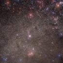 Milky Way in Carina : Part IC 2948 and surroundings,                    Ray Caro