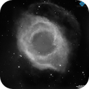NGC 7293 Ha channel (to be continued),                                Francesco di Biase