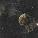 IC443 Jellyfish Nebula - SHO,                                  Edward Overstreet