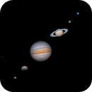 2021 planetary family photo,                                kvz_astrophotography