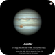 First image of Jupiter for 2020,                                Niall MacNeill