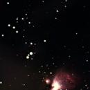 Orion veil again picture prepared,                                  Thomas Ebert