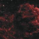 IC443 - Nébuleuse de la Méduse,                                Francis Moreau