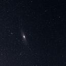 M31 – 100mm widefield ,                                Olli67