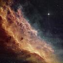 NGC 1499 California Nebula SHO,                                  Richard Pattie
