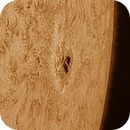 Sunspots Time-Lapse (July 5, 2021),                                Chuck's Astrophotography