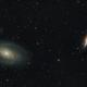 M 81  e M 82,                                GALASSIA 60