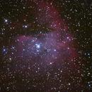NGC281,                                litobrit