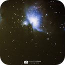 M42 - Orion,                                Augusto