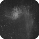 IC405 H-alpha,                                guillau012