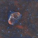 Crescent Nebula,                                  Carastro