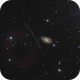 M109 in Ursa Major,                                Nurinniska