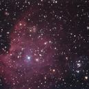 NGC2174- Monkey Head Nebula,                                Christian Dahm