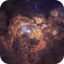 NGC6357 - War and Peace Nebula,                                Janco
