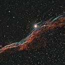 The Veil Nebula,                                Nikolaos Karamitsos