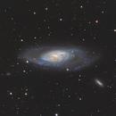 M106 (NGC 4258) and Surrounding Galaxy Field,                                Ara