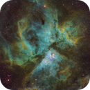 Great Carinae Nebula (Narrow Band) - Processing by Fernando Pinheiro,                                Eduardo Oliveira