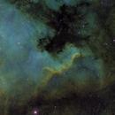 NGC 7000,                                Aaron Hakala