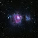 M42 in HDR,                                Craine