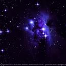 Running Man Nebula (NGC 1977),                                Lopes Maicon