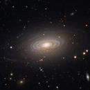 NGC 3898 and NGC 3888,                                Adam Block
