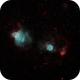 Small Magellanic Cloud (NGC346 and friends),                                Dean Carr