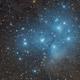 M45 - The Pleiades,                                Ron