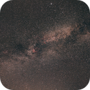 Milky Way in Cygnus,                                JD