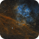 Sharpless 2-115 in Cygnus,                                Steve Milne