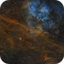 Sharpless 2-115 in Cygnus,                                  Steve Milne