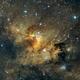 Sh2-155 - Cave Nebula SHO,                                regis83