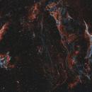 Cygnus Loop,                                  MartinF