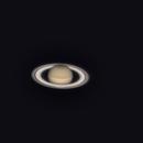 Saturn from NZ 22 June 2018,                    Simon Lewis ZL4PLM