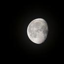 Waning Gibbous Moon (83% Illumination),                                Doug Griffith