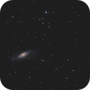 M106 and neighbors,                                OrionRider