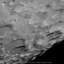 Moon - Clavius Casatus Moretus V2,                                Axel Kutter