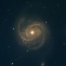M100-image by Liverpool Telescope,                                Adel Kildeev