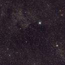 Deneb, Sadr, North America nebula wide field,                                Marzo Varea