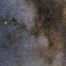 Barnard's E wide-field,                                Marc Ricard