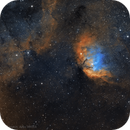 Sh 2-101 Tulip Nebula,                                  Alexander Sorokin