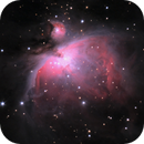 Beercan astronomy: Orion nebula M42,                                Doc_HighCo