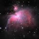 Beercan astronomy: Orion nebula M42,                                Doc_HighCo