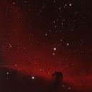 The Horsehead Nebula,                                Samuli Vuorinen
